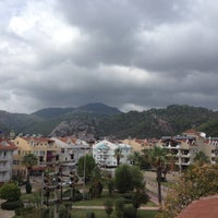 Photo taken at Club Exelsior & Club Ilayda Marmaris by Nizam Ş. on 11/9/2016