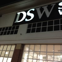 Photo taken at DSW Designer Shoe Warehouse by Karen B. on 10/24/2012