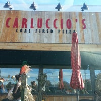 Photo taken at Carluccio's Coal Fired Pizza by SHAWN on 11/8/2012