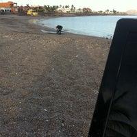 Photo taken at El Puentesito Al Mar by Bianca S. on 12/18/2013