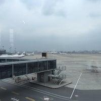 Photo taken at Gate 73 by naoshi w. on 2/3/2015