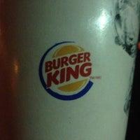 Photo taken at Burger King by Ryan on 11/28/2012