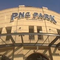 Photo taken at PNC Park by Christina S. on 8/17/2013