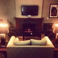 Photo taken at Hilton Garden Inn by Amber D. on 2/25/2013