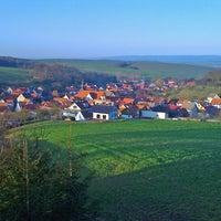 Photo taken at Jützenbach by Karsten S. on 11/9/2013