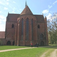 Photo taken at Zisterzienserkloster Chorin by Karsten S. on 4/14/2017