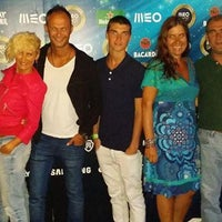 Photo taken at Meo Spot - Zona VIP by Vítor O. on 8/22/2014