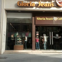 Photo taken at Gloria Jean's Coffees by David R. on 5/10/2013