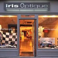 Photo taken at IRIS Optique by Arno H. on 1/29/2014