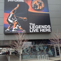 Photo taken at The College Basketball Experience by hunter w. on 4/16/2013