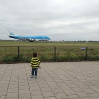 Photo taken at Spottersplaats Polderbaan by Marco -. on 9/2/2013