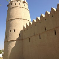 Photo taken at Al Ain National Museum by Marcin on 11/10/2012