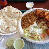 Photo taken at Al-Zaytoun Kabob & Grill by Tina S. on 1/27/2013