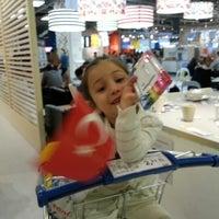 Photo taken at İkea by Mustafa ö. on 10/29/2012