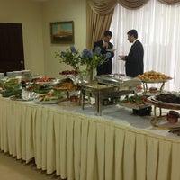 Photo taken at Mongolia Embassy / Mogolistan Buyukelciligi by Mustafa ö. on 6/5/2014