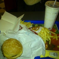 Photo taken at Burger King by Stephanie B. on 12/20/2012