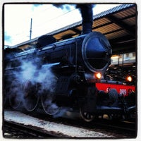 Photo taken at Firenze Campo di Marte Railway Station (FIR) by Alessandro on 10/14/2012