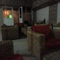 Photo taken at Umam Cafe by Mohamed F. on 9/24/2012