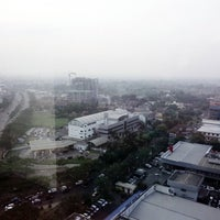 Photo taken at PermataBank Tower III by Al G. on 6/4/2014