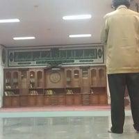 Photo taken at Masjid Al-Istiqna by Al G. on 2/13/2014