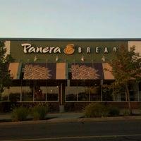 Photo taken at Panera Bread by Ellyn F. on 9/14/2012