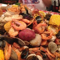 Photo taken at The Crab Pot by Joe P. on 5/13/2013
