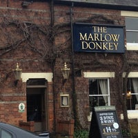 Photo taken at Marlow Donkey by Ray on 3/22/2013