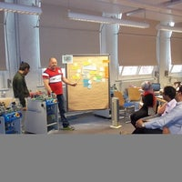 Photo taken at Siemens Technik Akademie by Ray on 8/11/2014