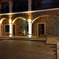 Photo taken at Havra Boutıque Otel by CNG&Cüneyt Gökdere on 1/23/2015