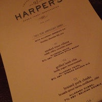 Photo taken at Harpers by J K. on 12/7/2012