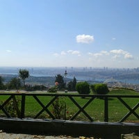 Photo taken at Big Çamlıca Hill by havva merve ö. on 7/20/2013