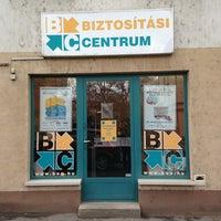 Photo taken at Biztosítási Centrum by Zsolt C. on 12/6/2013