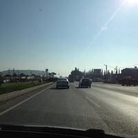 Photo taken at İzmir - Çanakkale Yolu by Berrin on 12/25/2012