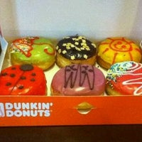 Photo taken at Dunkin Donuts by Buket K. on 1/2/2013