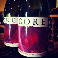 Photo taken at Core Wine Company by Gabe on 12/31/2012