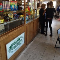 Photo taken at Douglas And James Ice Cream by Christopher R. on 4/19/2014