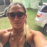 Photo taken at Cachoeira Do Veloso by Tha B. on 1/25/2016