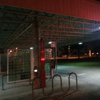 Photo taken at METRO Maxey Park & Ride by Paul C. on 4/2/2013