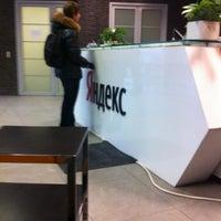 Photo taken at Yandex HQ by Ирина С. on 3/7/2013