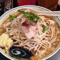 Photo taken at ら~めん 七琉門 (なると) by moppy on 11/26/2012
