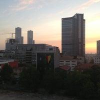 Photo taken at Bomonti by ilker g. on 5/10/2013