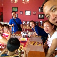 Photo taken at Cafe Amore by Rhamil V. on 6/12/2014