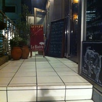 Photo taken at LE BISTRO by Sang-hee S. on 10/2/2012
