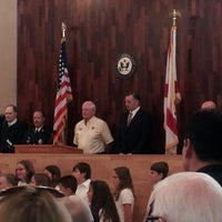 Photo taken at Charlotte County Historic Court House by Kevin G. on 1/8/2013