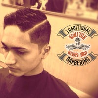 Photo taken at Carlito's Barber Shop by Carlos B. on 6/7/2015