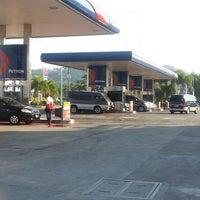 Photo taken at Petron Subic by jhosheph on 5/3/2013