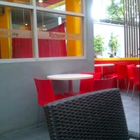 Photo taken at Richeese Factory by Widya Y. on 7/14/2013