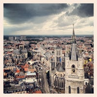 Photo taken at Ghent by Jeroen C. on 9/23/2012