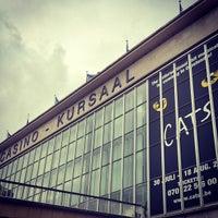 Photo prise au Kursaal Oostende par Jeroen C. le8/15/2013