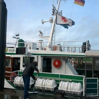 Photo taken at Hafen von Fedderwardersiel by Jens R. on 11/3/2012